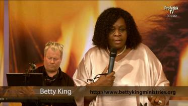 Betty King