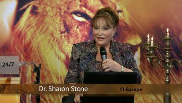 Dr. Sharon Stone, Christian International Europe